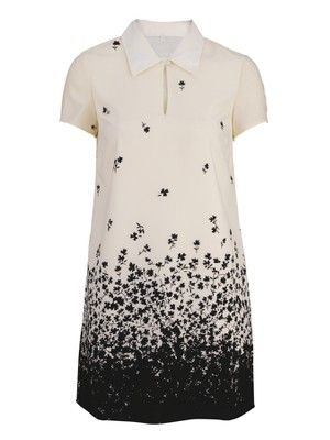 f20e8ccfa3 Fearne Cotton leopard print dress with peter pan collar - and I got mine in  a goody bag (! )