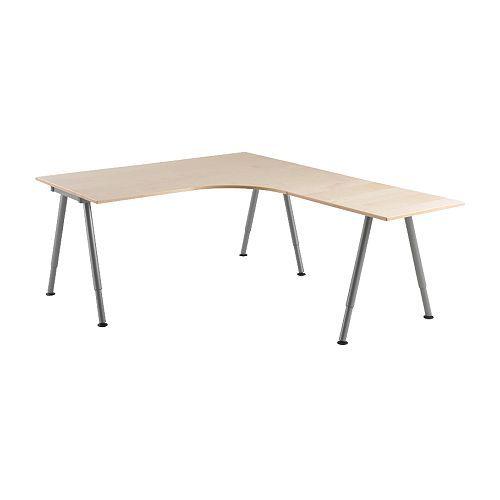 Ikea Us Furniture And Home Furnishings Ikea L Shaped Desk Ikea Galant Desk Ikea Desk