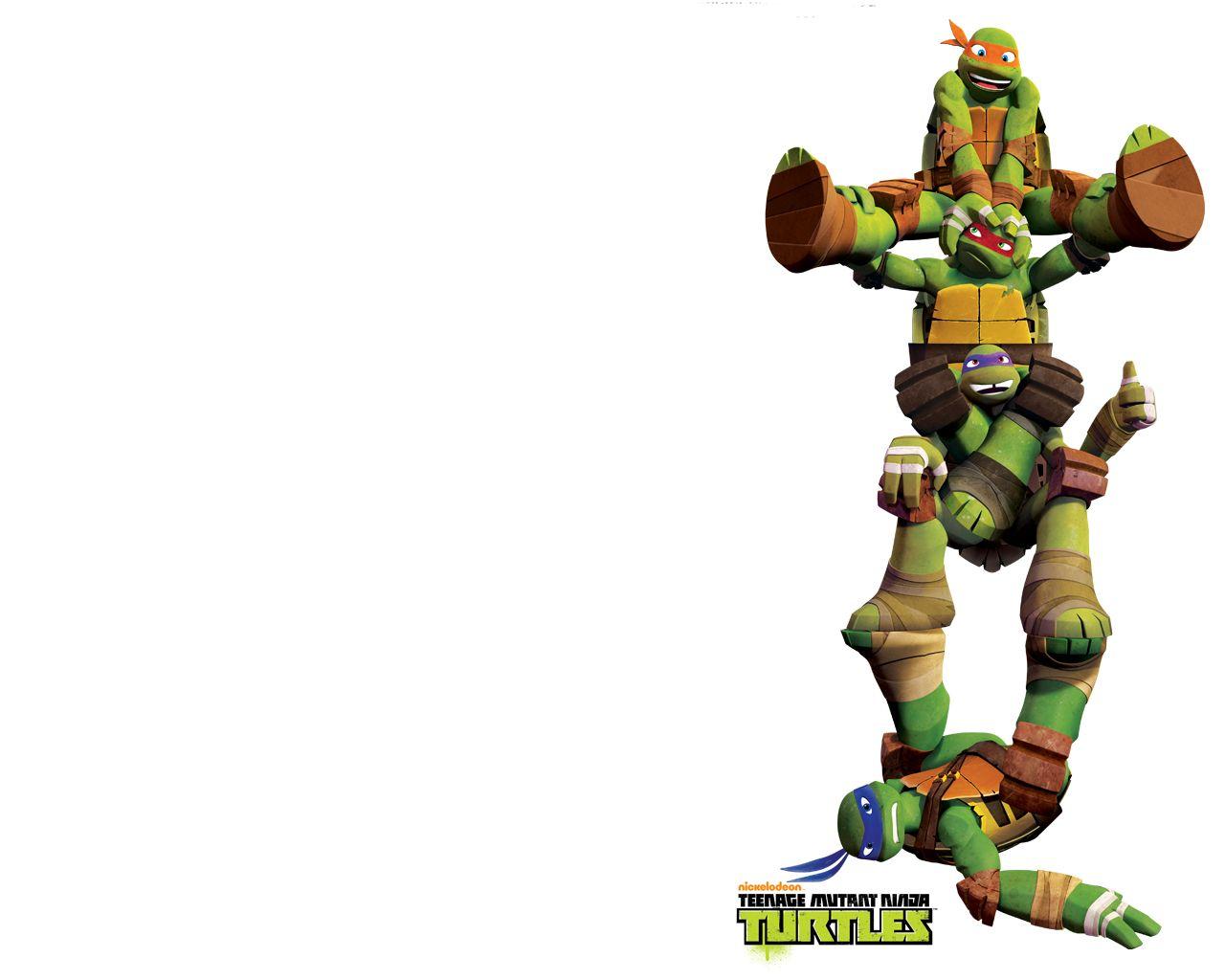 Nickelodeon Europe Unveils Exclusive Teenage Mutant Ninja Turtles PicturesTmnt WallpaperNinga
