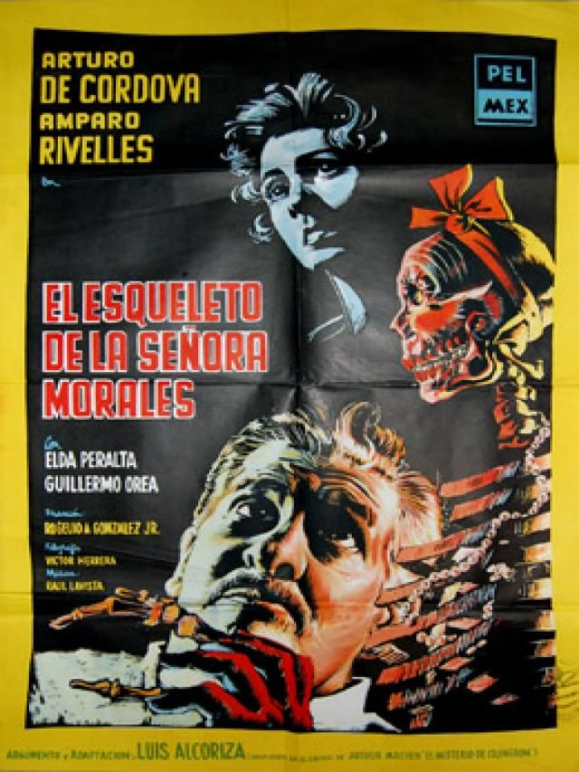 Download Skeleton of Mrs. Morales Full-Movie Free