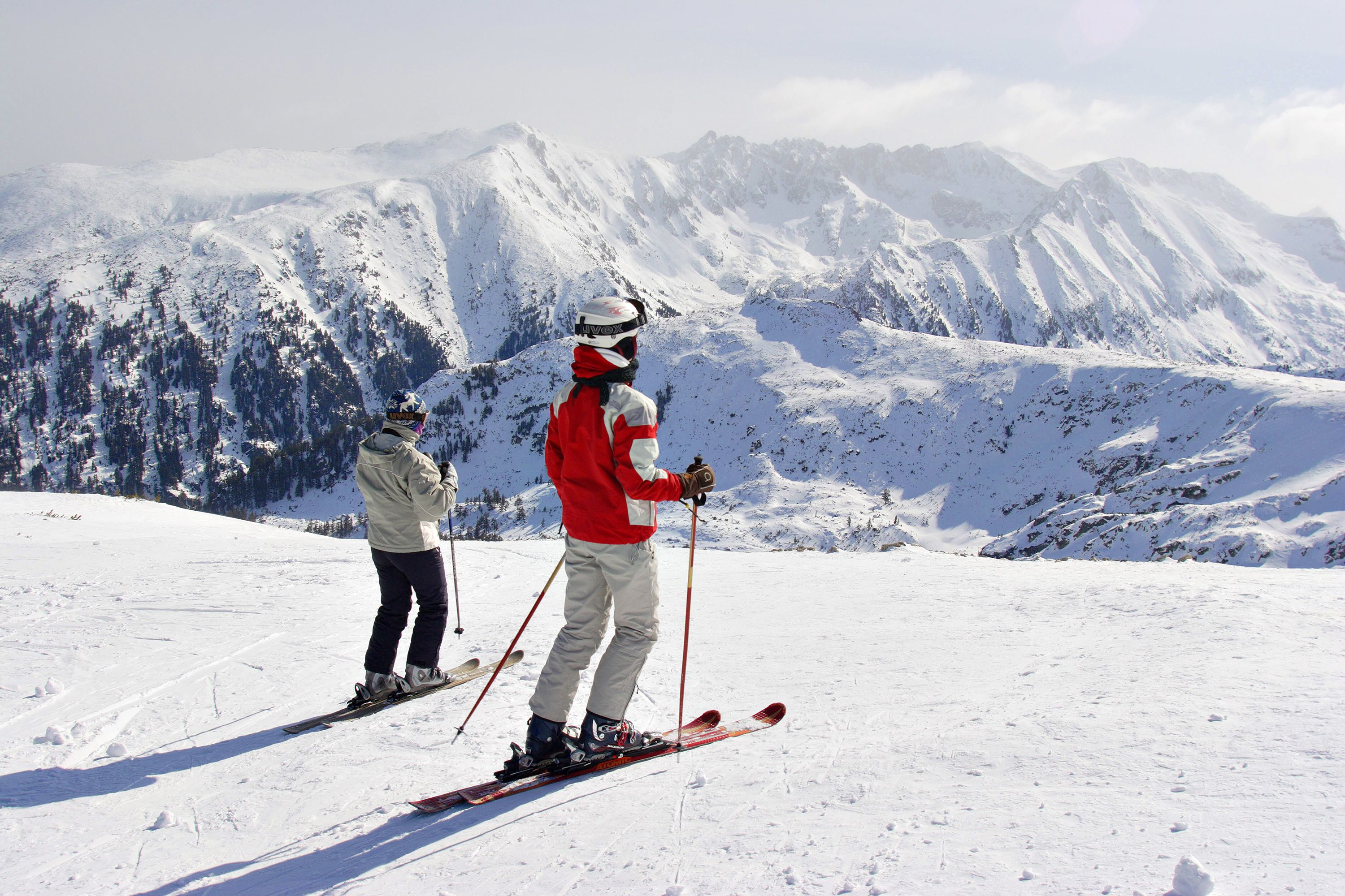 This Bulgarian town is the perfect location for cheap winter fun on the slopes.