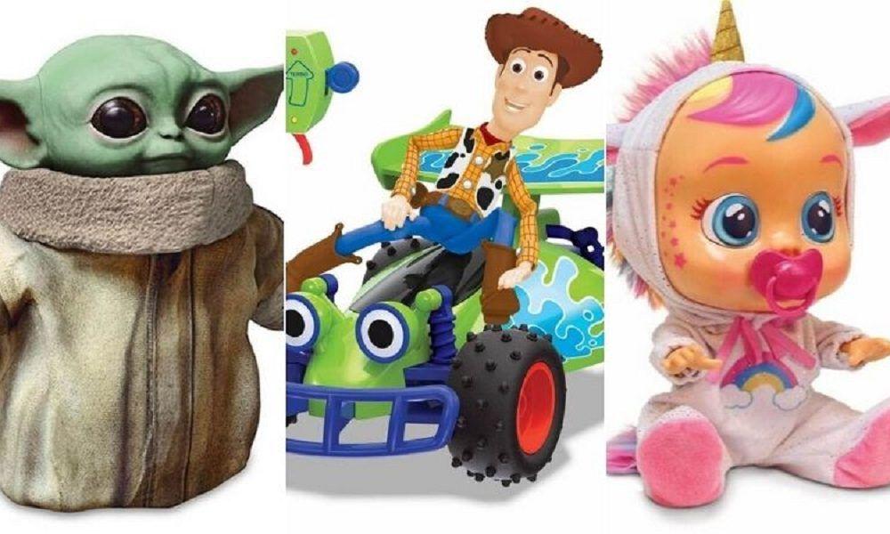 Estos son los juguetes más buscados para la Navidad 2019