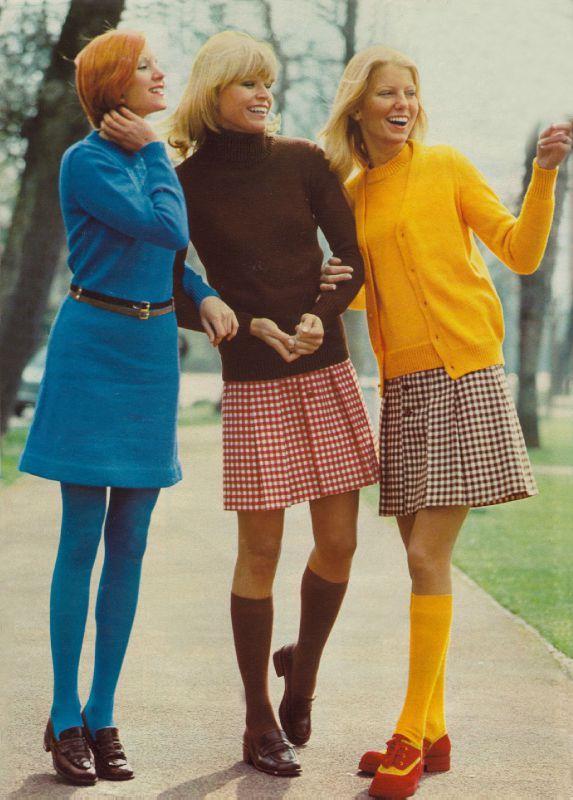 année 70 mode