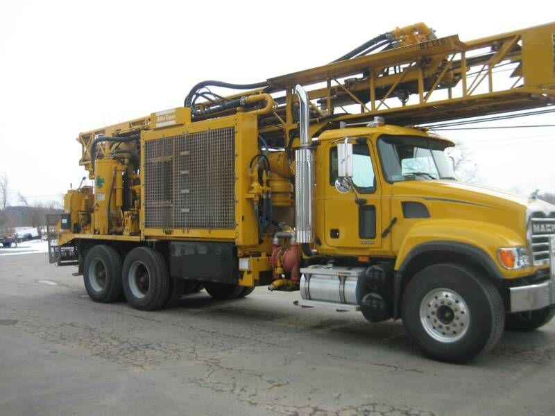 If You Re Looking For Used Drilling Rigs For Sale Like The Ingersoll Drilling Rig Well Drilling Drill