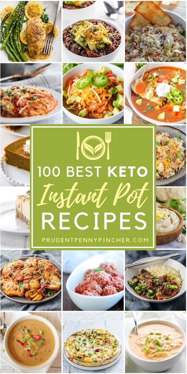 100 Best Keto Instant Pot Recipes images