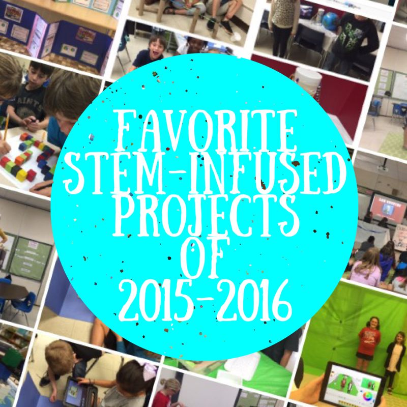 Stem School Finder: Favorite STEM-Infused Projects Of 2015-2016