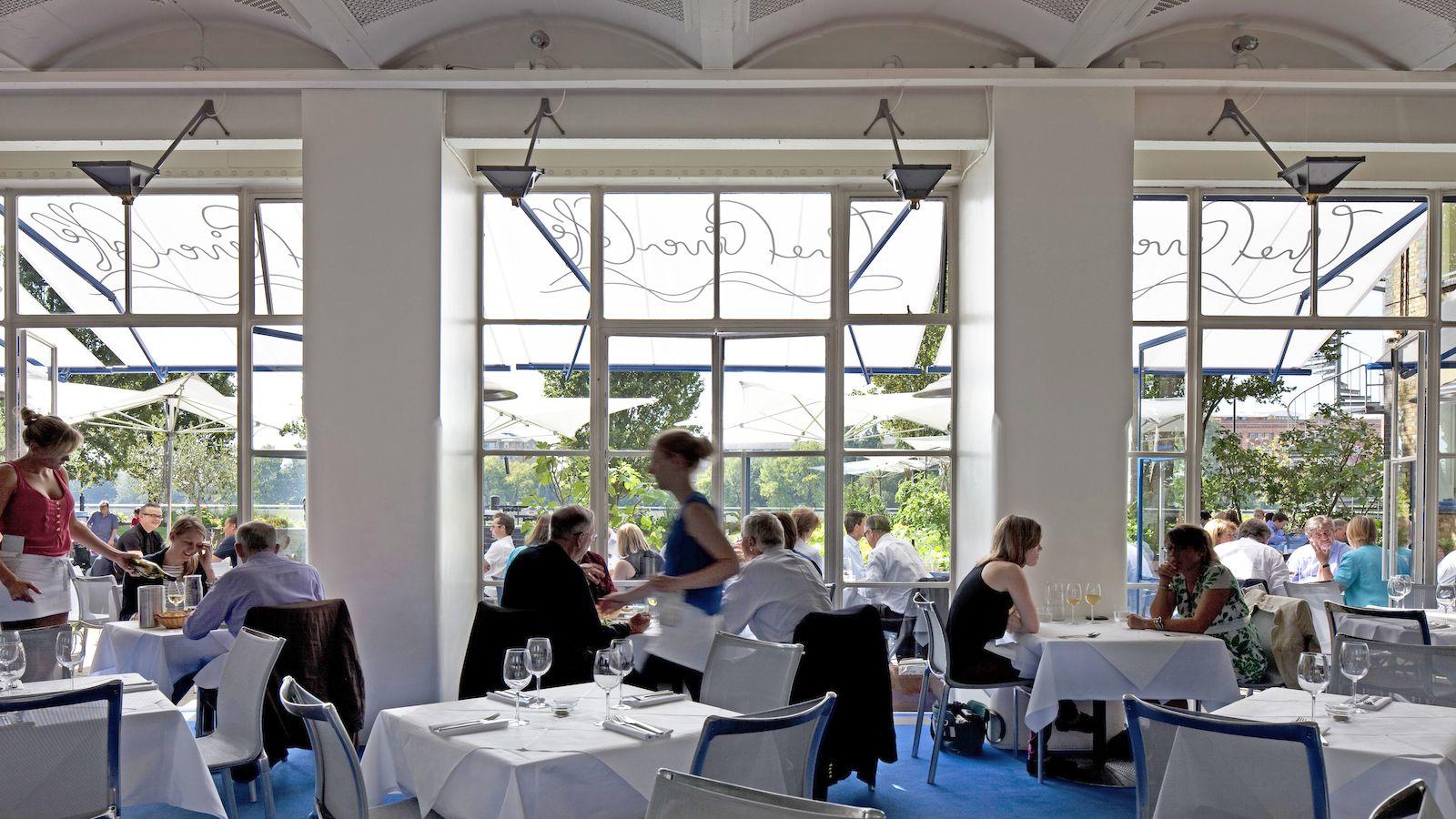 River Café London places, Best italian restaurants