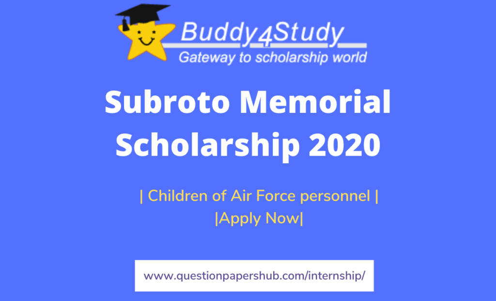 Subroto Memorial Scholarship Scheme 2020 Application Form Apply Now Scholarships Postgraduate Students Education Funding