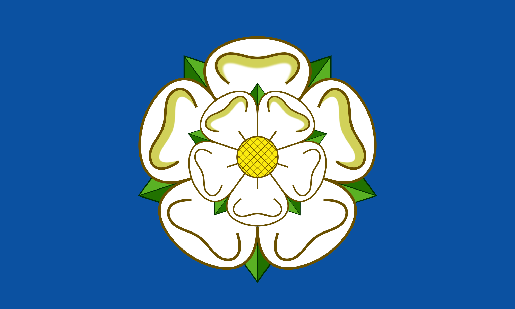 Flag Of Yorkshire Yorkshire Rose Yorkshire Flag Yorkshire