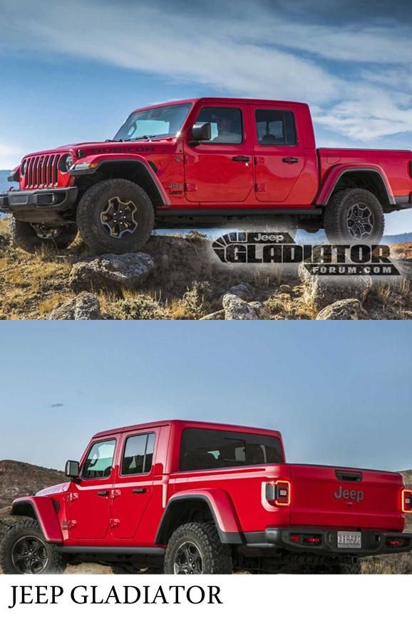 2020 Jeep Gladiator Rubicon Limited Prices Revealed Autopromag Jeep Gladiator Jeep Truck Jeep