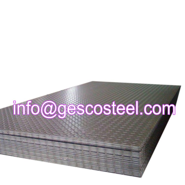 Checkered Steel Plate Steel Plate Diamond Plate Steel Sheet