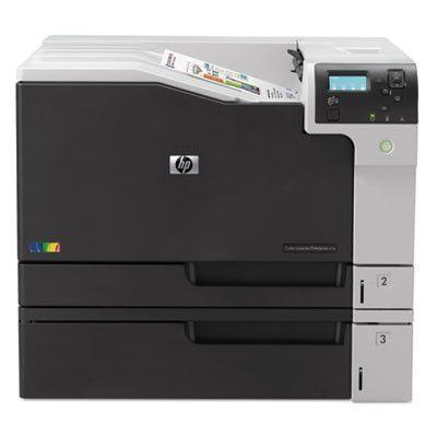 Hp Laserjet M750dn Laser Printer Color Printer Multifunction Printer Printer Driver