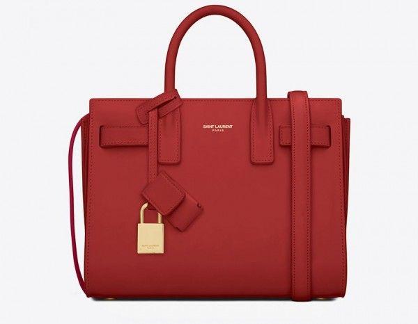 99f0ed55faef3 Borse YSL  tutti i Prezzi delle più belle Creazioni della Maison borse YSL  prezzi rossa