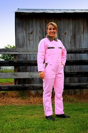 glamouralls ladies insulated coverall who says you can on work coveralls id=25986