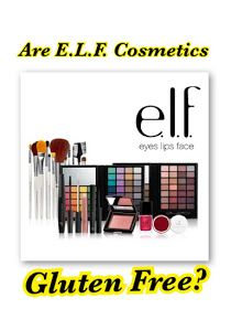 Pink Frog 4U: Are E.L.F. Cosmetics Gluten Free? A List of ...