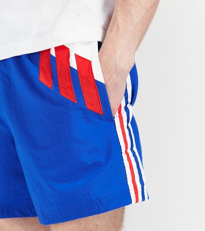 adidas Originals Tricolour Football Shorts