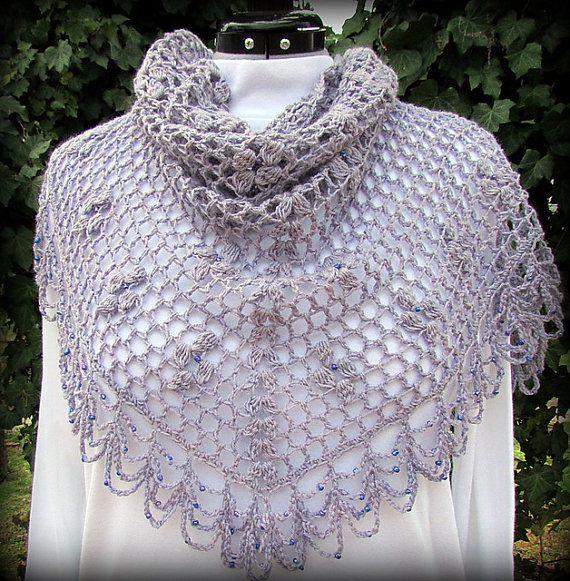 Pattern Only Lady Viola Shawl Pattern Crochet Pattern Lace