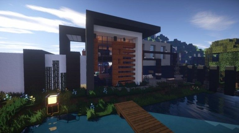 Clane-Modern-House-beautiful-amazing-beach-water-wood-minecraft-building-2