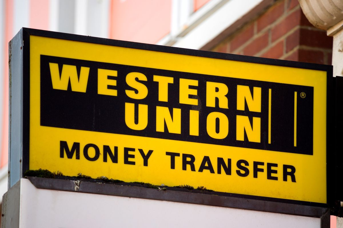 Money transfer giant western union has signed a