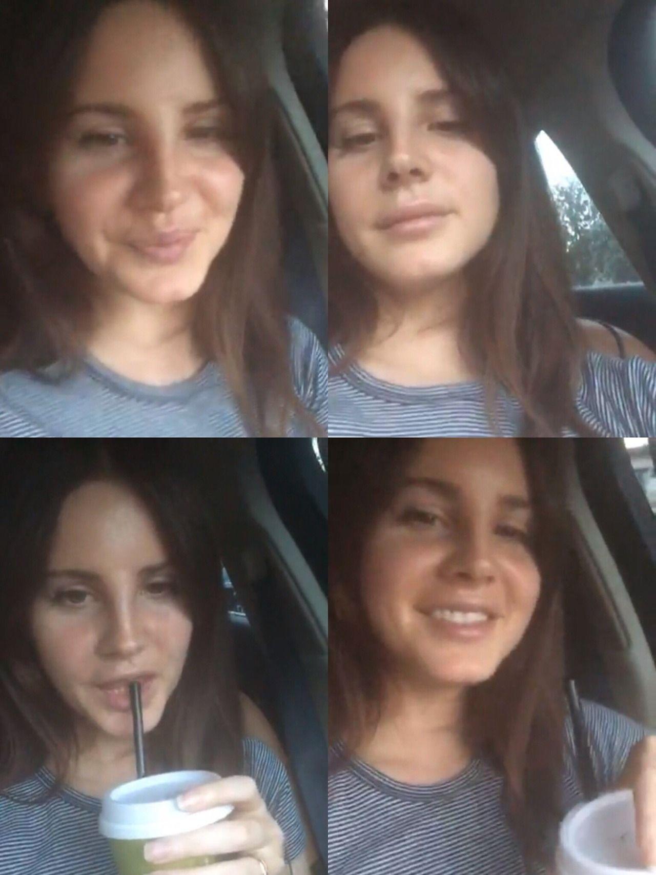 Lana del rey in the car video eu vou te amar