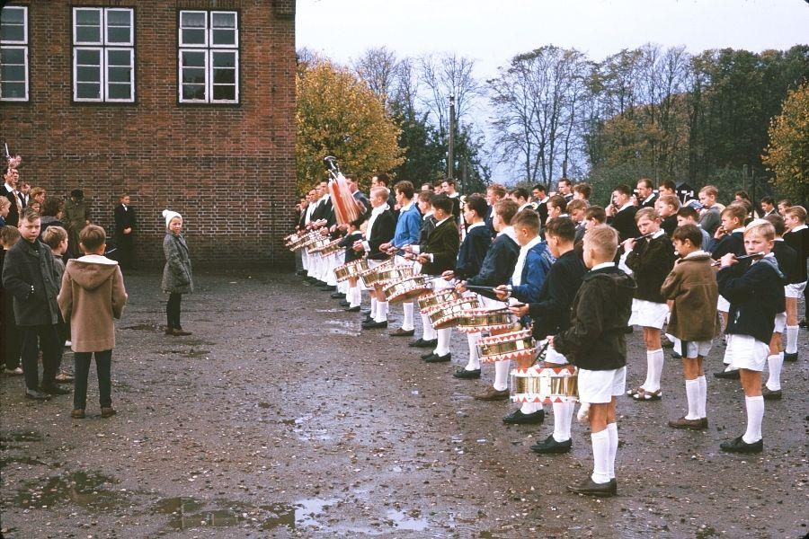 Kappeln - TSV-Spielmannszug - 1962