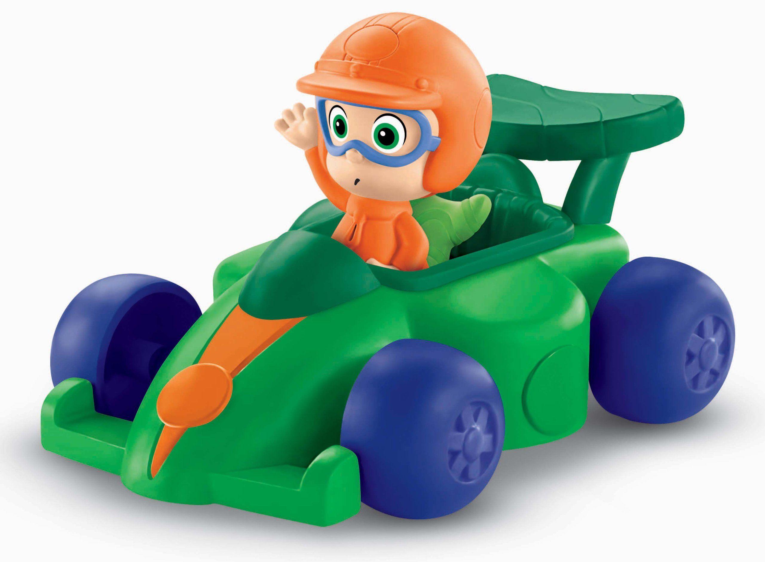 FisherPrice Nickelodeon Bubble Guppies Nonny & Green