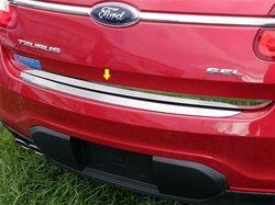 Ford Taurus Chrome Rear Deck Trunk Trim 2010 2011 2012 2013 2014 2015 2016 2017 2018 2019 Shopsar Com Ford Taurus Truck Accessories