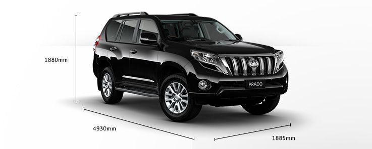 Prado Kakadu Turbo Diesel Auto Specifications Toyota Prado Big Boy Toys