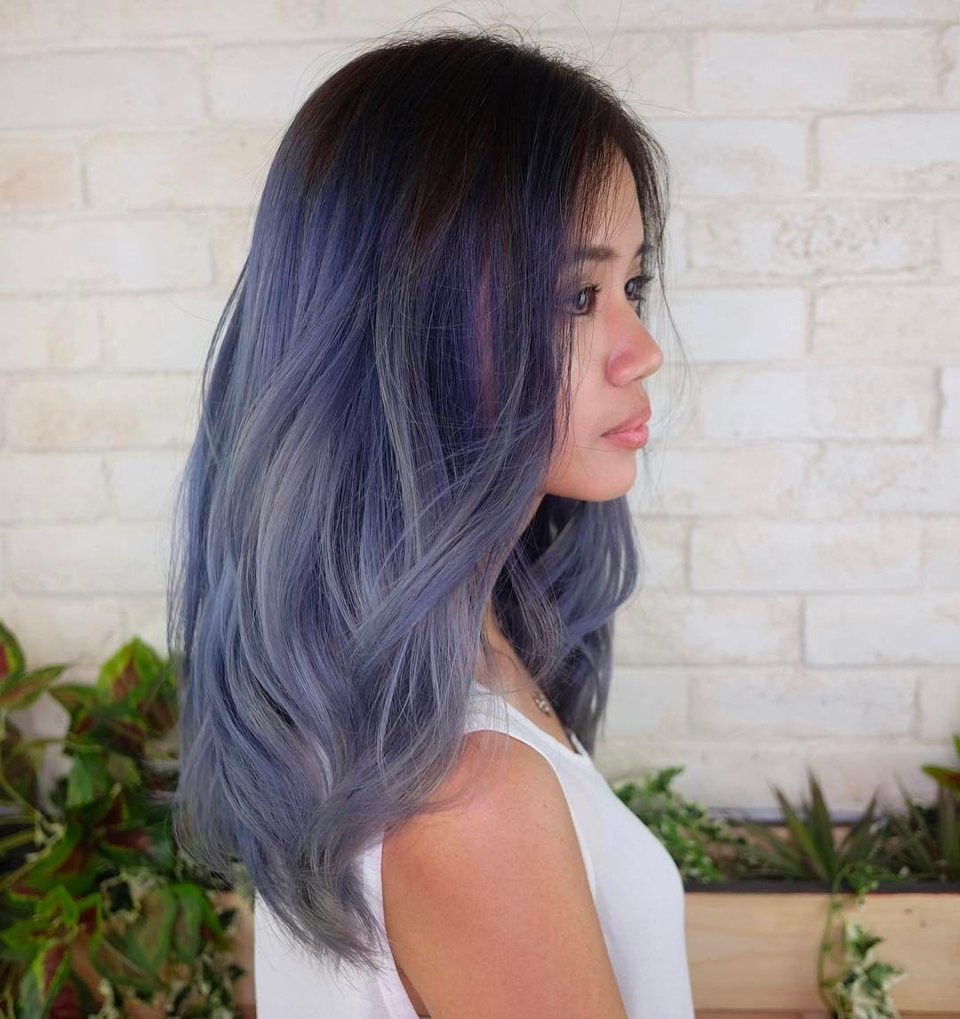 Best Korean Celebrities Inspired Hair Colours In 2017 Ash Hair