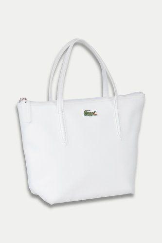 Lacoste L.12.12 Concept Small Tote   Bags   Wallets   Bags   Bags ... 6e561ec928
