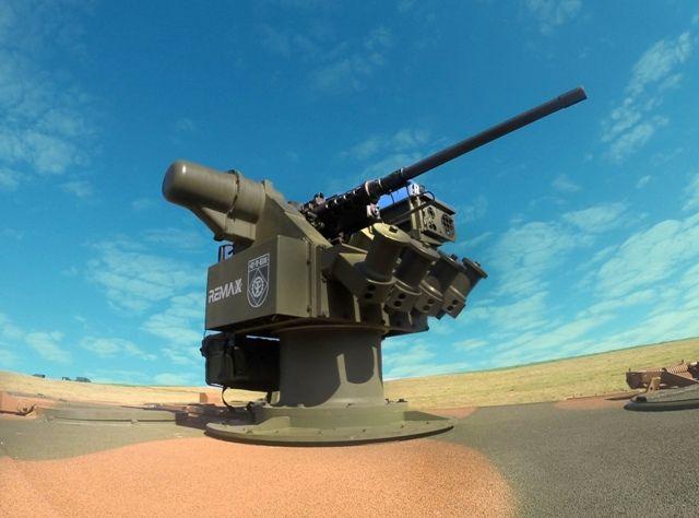 TORC C-30, Remax y UT-30BR, las armas del Guaraní-noticia defensa.com