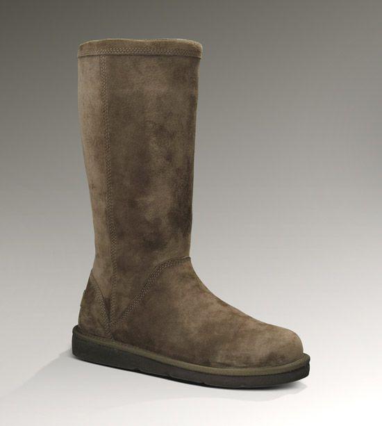 UGG Kenly Boots 1890-Chocolate