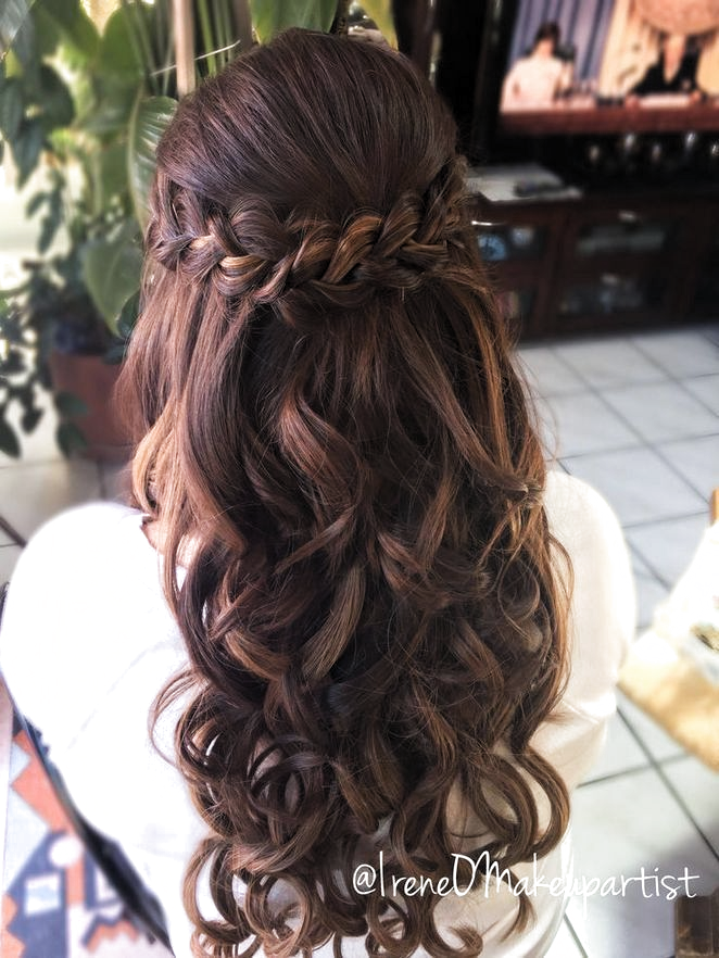 12 Prom Hairstyles For Long Hair Half Up Curly Braids Updo 27 12prom Br Updos For In 2020 Prom Hairstyles For Long Hair Curly Girl Hairstyles Thick Hair Styles
