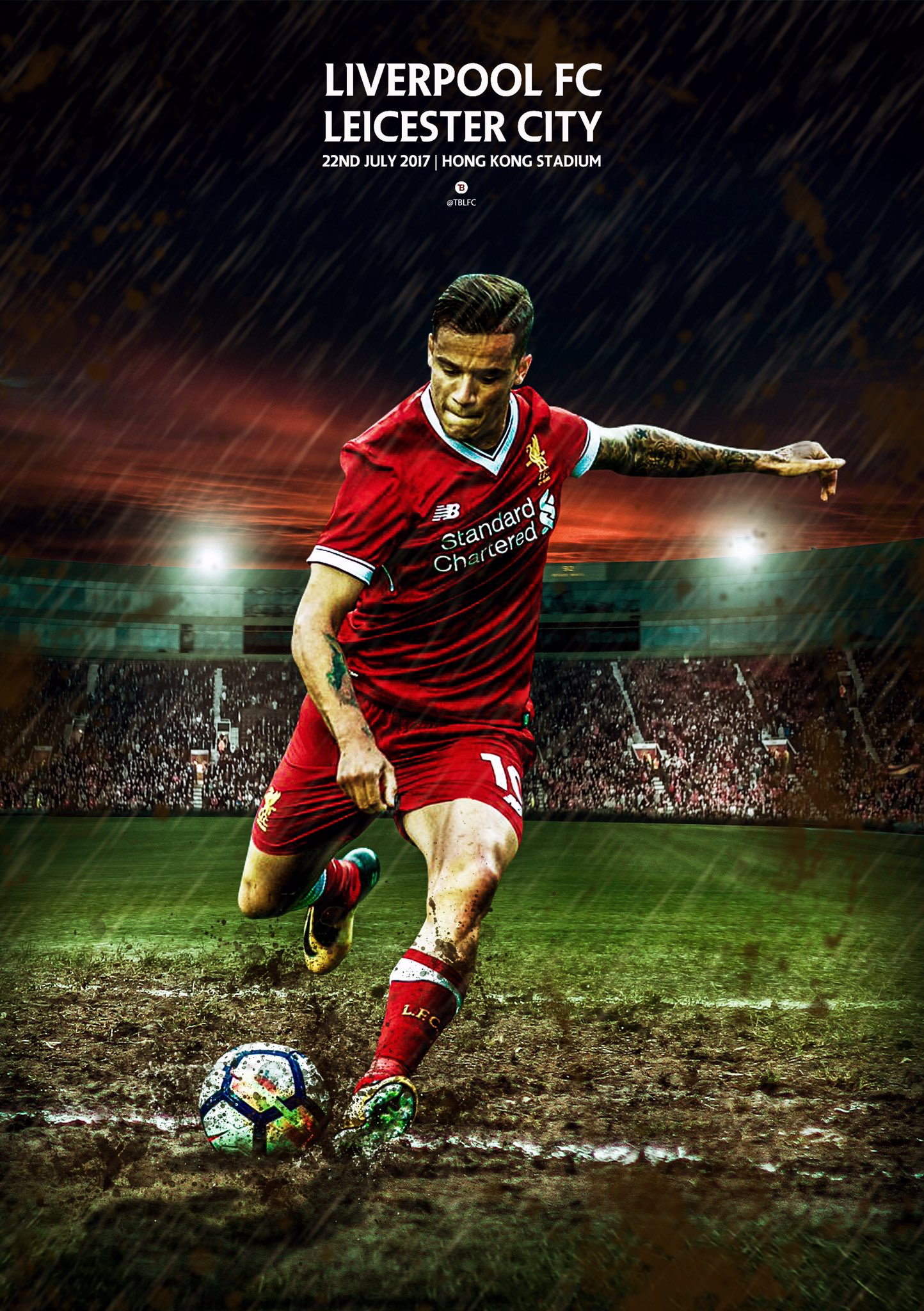 Pin by Des on LFC Matchday Designs 2017-18 | Liverpool