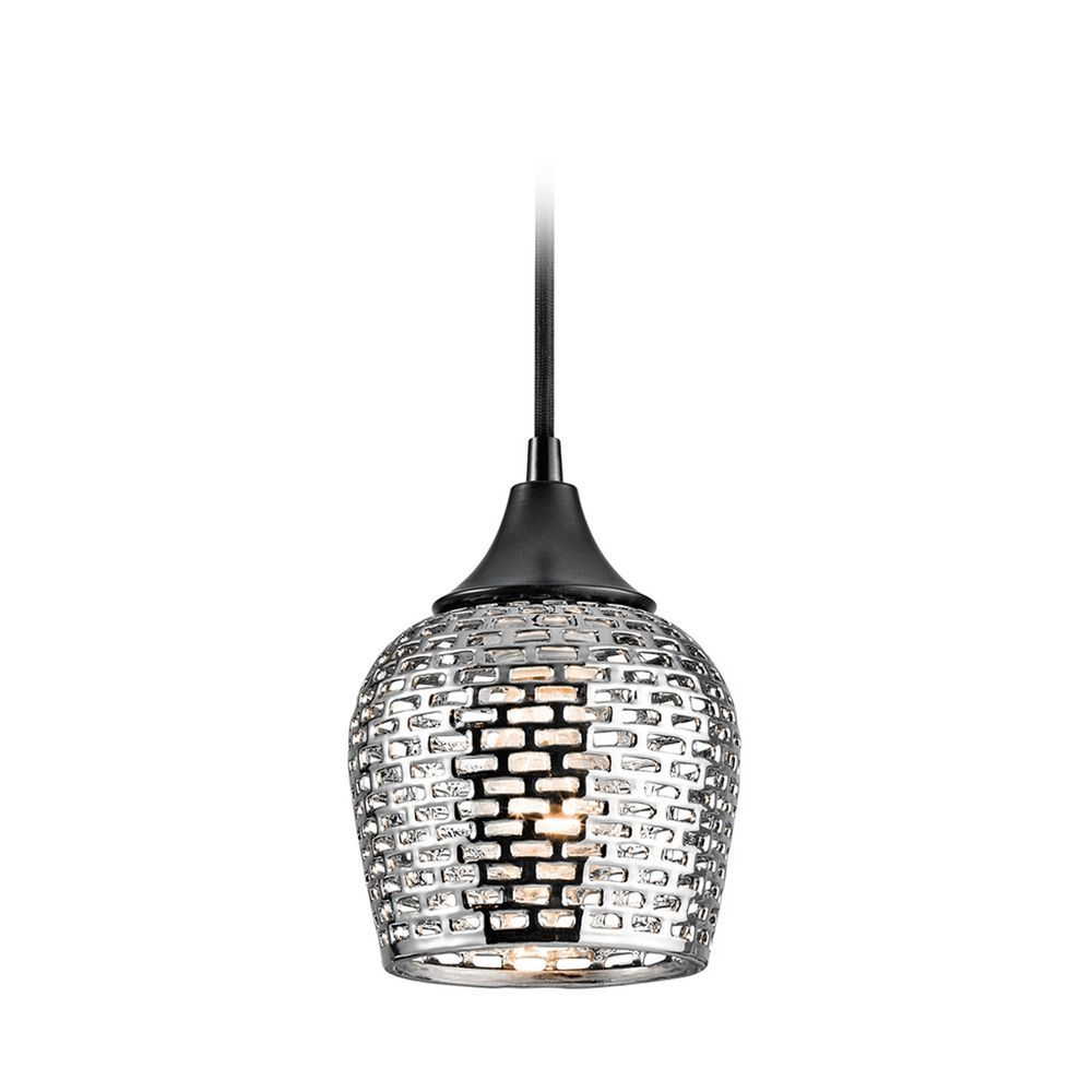 black mini pendant light. Kichler Lighting Annata Black Mini-Pendant Light Mini Pendant W