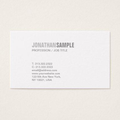 Modern design sophisticated smart plain trending business card modern design sophisticated smart plain trending business card stylist business card business cards cyo stylists colourmoves