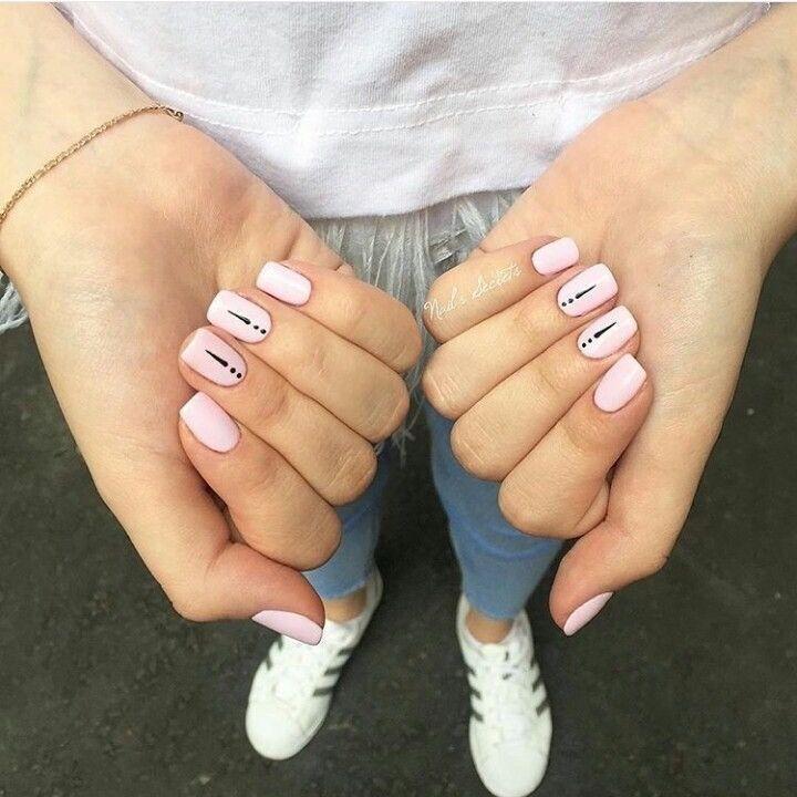 Pin by Vivian Osorio on Nails | Pinterest | Classy nails, Hair ...