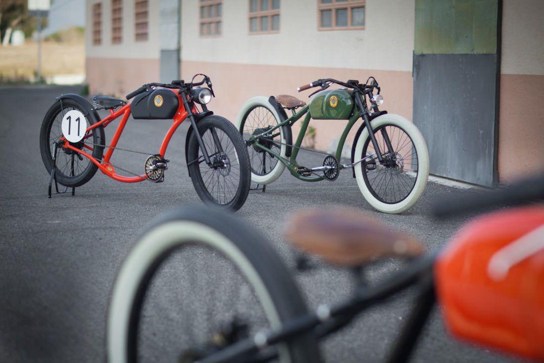 vélos vintage électrique - Recherche Google