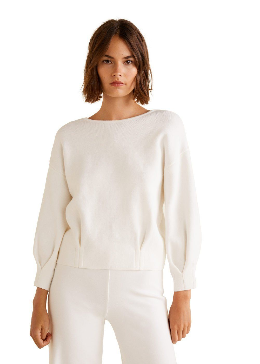 OTTO Damen MANGO Pullover aus Bio-Baumwolle   08433886080934   Mode ... 14ecb38cf5
