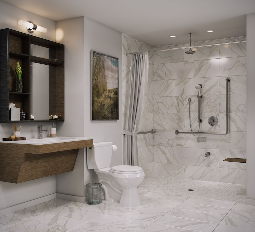 Daniels unveils enhanced accessible condo suites that exceed ...