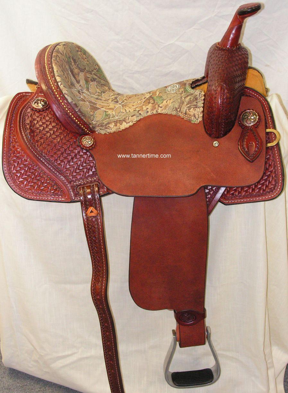 Camo Barrel Saddle Horse Stuff Western Tack