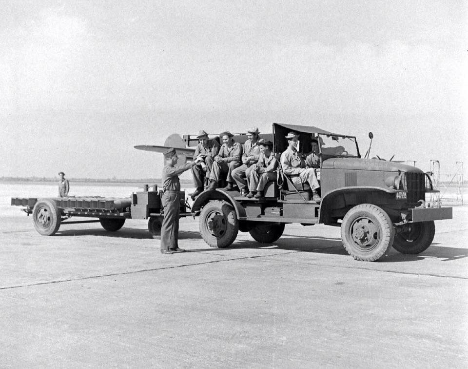 USAAF Ground Crew