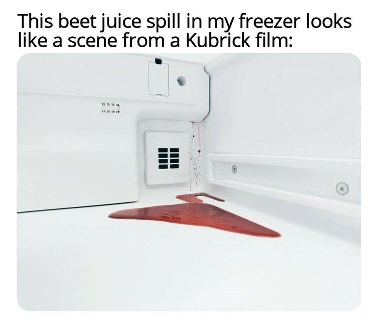 His Fridge Looks Like True Cinema Memes Humor Funny