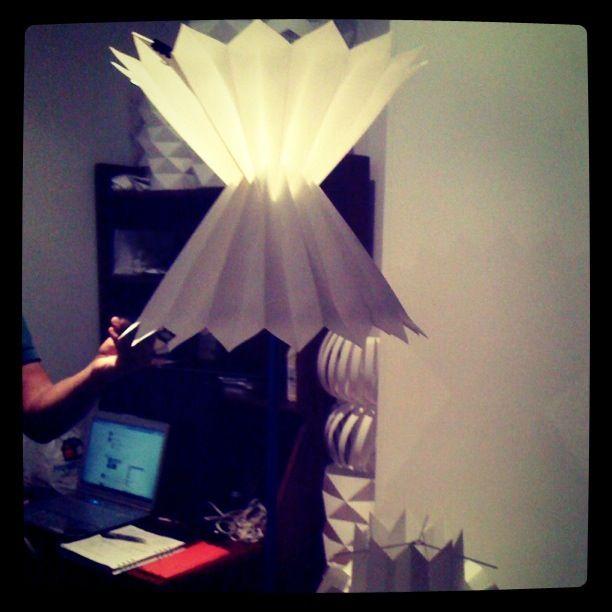 Proyectil Design Lamp
