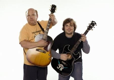 Tenacious D Announce Us Tour And Release To Be The Best Music Video Black Song Music Music Videos