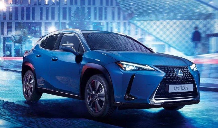29++ Lexus hybrids 2021 Wallpaper