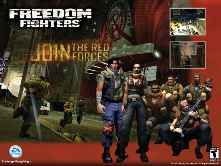 Pin On Freedom Fighter Game Download For Pc