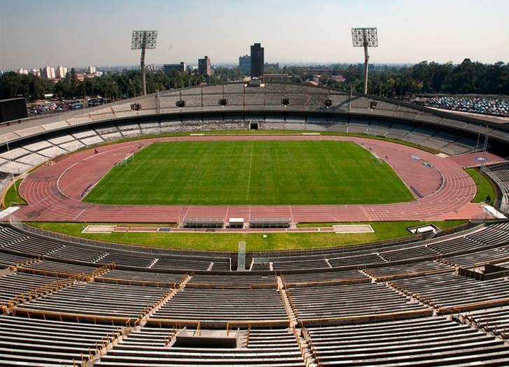 Estadios de la Ciudad de México podrían estar cerca de abrir, así lo adelantó Claudia Sheinbaum