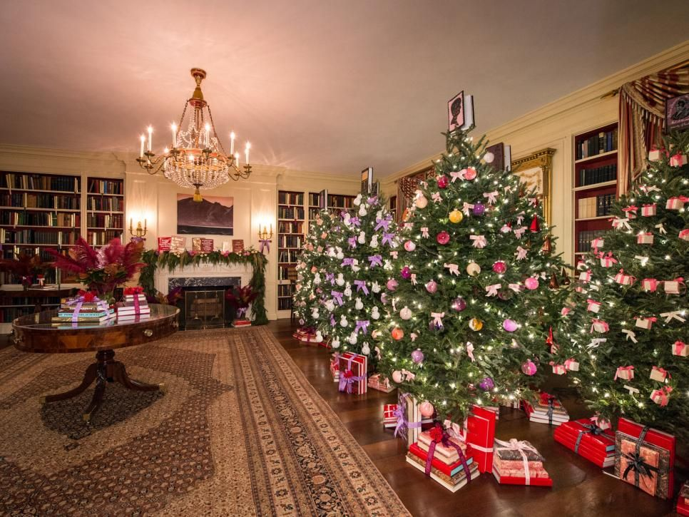 White House Christmas Tour 2015 Nancy dell\u0027olio, Volunteers and