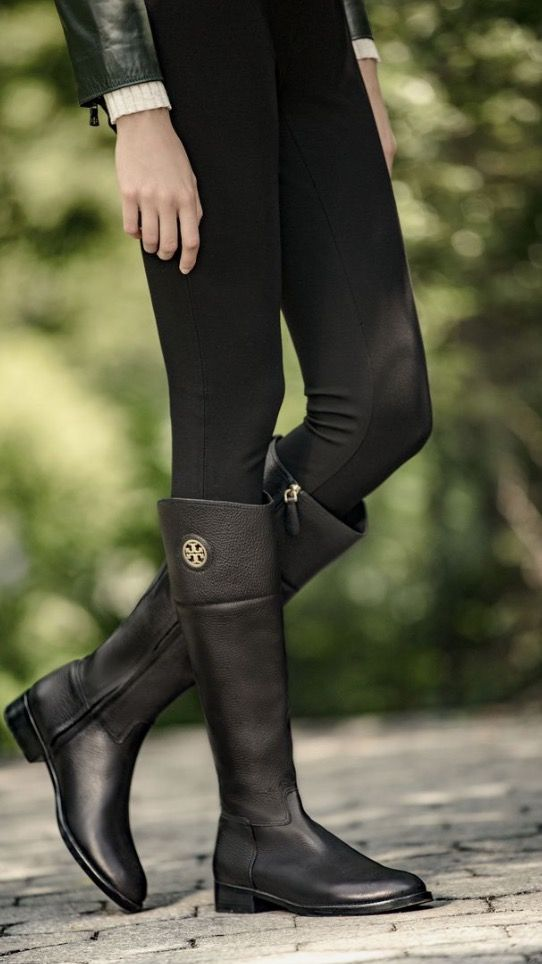 Gorgeous Tory Burch riding boots - on sale for $238 with code ...